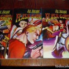 Tebeos: ALBUM FLASH GORDON 3 EJEMPLARES NUMS. 5 - 6 -8 - AÑO 1980. Lote 175956585
