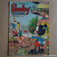 Tebeos: PUMBY, Nº 561. VALENCIANA 1968. LITERACOMIC. C1. Lote 176054199