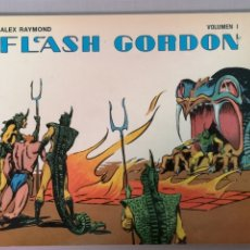 Tebeos: FLASH GORDON ALEX RAYMOND EDICIÓNES B. O. 3 EJEMPLARES . Lote 176074799