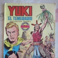 Tebeos: YUKI EL TEMERARIO NUM. 5 .SELECCION EDIVAL AVENTURERA. Lote 176159364