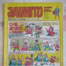 Tebeos: VALENCIANA - JAIMITO REVISTA JUVENIL NUM. 1414. Lote 176160947