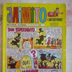 Tebeos: VALENCIANA - JAIMITO REVISTA JUVENIL NUM. 1568. Lote 176161283