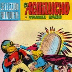 Tebeos: EL AGUILUCHO EDICION DE 1981 COLOR ( LOTE ) . Lote 176236317