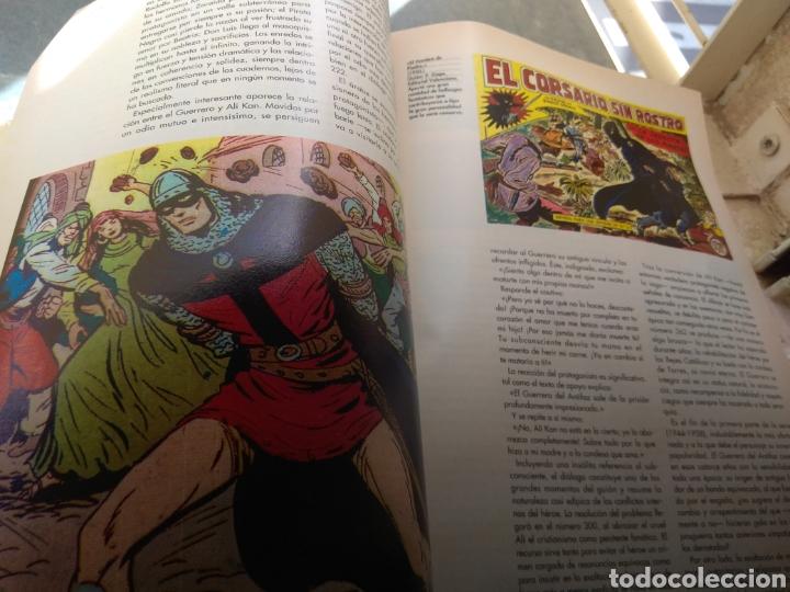 Tebeos: Fascículo Historia del Tebeo Valenciano - Levante 1992 - N°5 - El Guerrero del Antifaz - - Foto 4 - 176690849