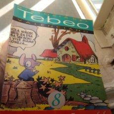 Tebeos: FASCÍCULO HISTORIA DEL TEBEO VALENCIANO - LEVANTE 1992 - N°8 - AUTORES DE LOS TEBEOS CÓMICOS -. Lote 176691025