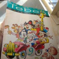 Tebeos: FASCÍCULO HISTORIA DEL TEBEO VALENCIANO - LEVANTE 1992 - N°9 - PUMBY Y JOSÉ SANCHÍS -. Lote 176691260