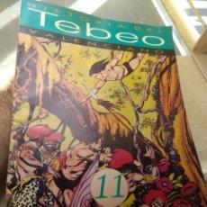 Tebeos: FASCÍCULO HISTORIA DEL TEBEO VALENCIANO - LEVANTE 1992 - N°11 - LA EDITORIAL MAGA -. Lote 176694275