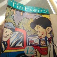 Tebeos: FASCÍCULO HISTORIA DEL TEBEO VALENCIANO - LEVANTE 1992 - N°12 - LAS EDITORIALES MENORES -. Lote 176694397