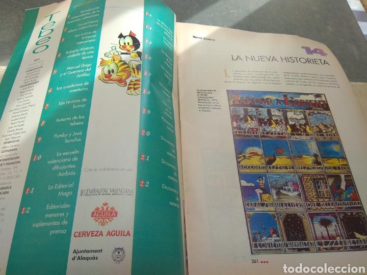 Tebeos: Fascículo Historia del Tebeo Valenciano - Levante 1992 - N°14 - La Década de los 80 - - Foto 4 - 176694808