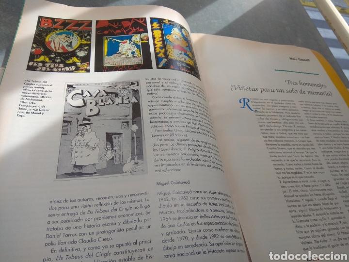 Tebeos: Fascículo Historia del Tebeo Valenciano - Levante 1992 - N°14 - La Década de los 80 - - Foto 5 - 176694808