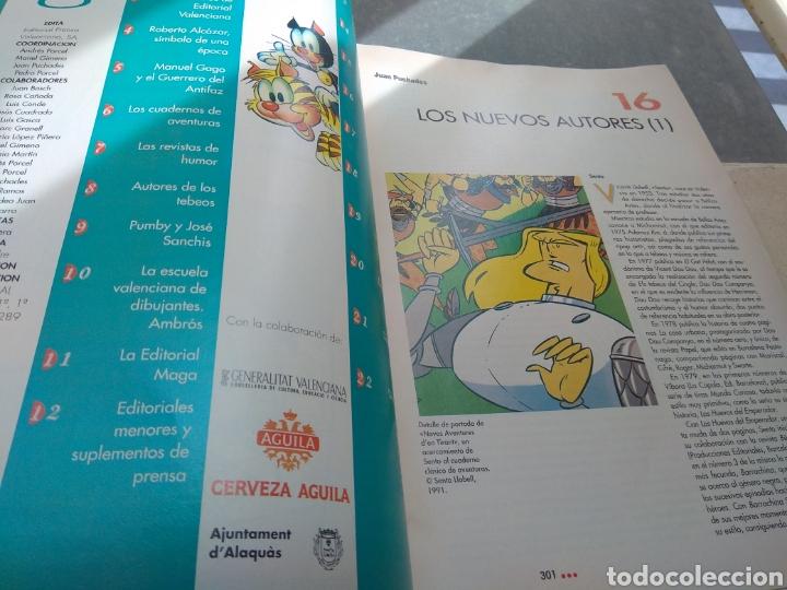 Tebeos: Fascículo Historia del Tebeo Valenciano - Levante 1992 - N°16 - Los Nuevos Autores - - Foto 2 - 176695194
