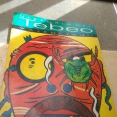 Tebeos: FASCÍCULO HISTORIA DEL TEBEO VALENCIANO - LEVANTE 1992 - N°19 - PANORAMA ACTUAL -. Lote 176695513
