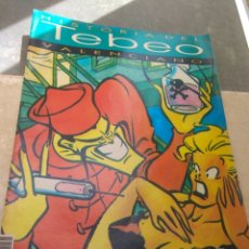 Tebeos: FASCÍCULO HISTORIA DEL TEBEO VALENCIANO - LEVANTE 1992 - N°20 - DICCIONARIO DE AUTORES -. Lote 176695608