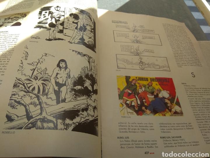 Tebeos: Fascículo Historia del Tebeo Valenciano - Levante 1992 - N°22 - Diccionario de Autores - Leer - - Foto 6 - 176695744