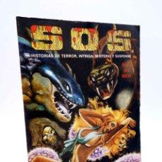 Livros de Banda Desenhada: SOS REVISTA PARA ADULTOS. SEGUNDA ÉPOCA 58. ÚLTIMO Nº (VVAA) VALENCIANA, 1984. OFRT. Lote 217183217