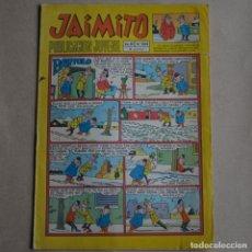 Tebeos: JAIMITO, AÑO XXV, Nº 1052. VALENCIANA 1970 LITERACOMIC. C2. Lote 176834049