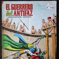 BDs: EL GUERRERO DEL ANTIFAZ Nº 282 - EL OASIS ENVENENADO - VALENCIANA 1977 . Lote 176950475