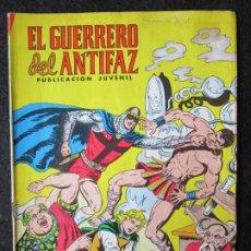 BDs: EL GUERRERO DEL ANTIFAZ Nº 281 - LA TRAICIÓN DE FERNANDO - VALENCIANA 1977 . Lote 176950517