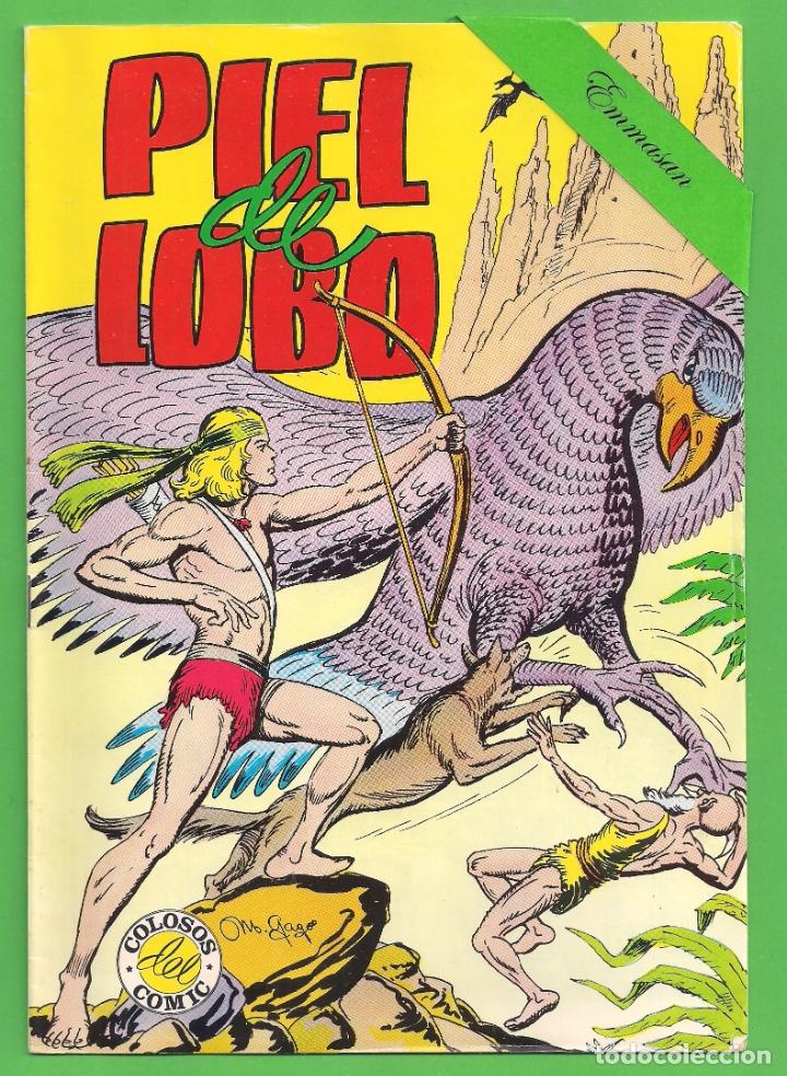 PIEL DE LOBO - COMPLETA DEL 1 AL 20 - VALENCIANA - (1980) - VER IMÁGENES. (Tebeos y Comics - Valenciana - Colosos del Comic)