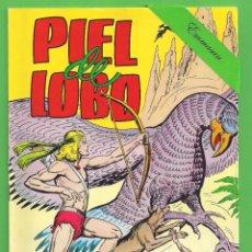 Tebeos: PIEL DE LOBO - COMPLETA DEL 1 AL 20 - VALENCIANA - (1980) - VER IMÁGENES.. Lote 177134038