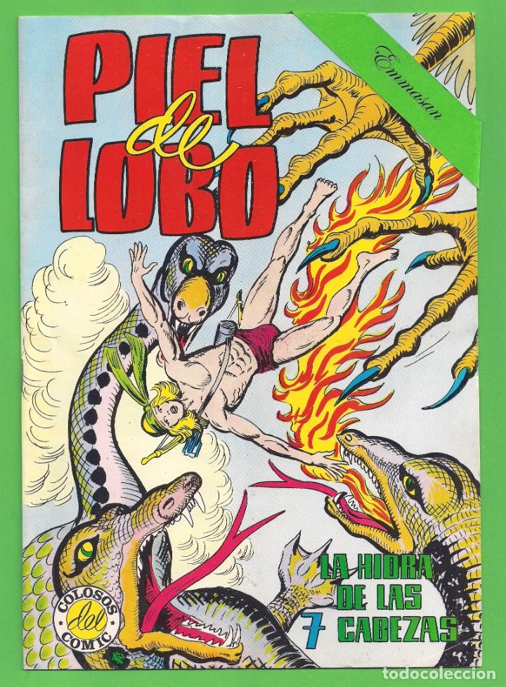 Tebeos: PIEL DE LOBO - COMPLETA DEL 1 AL 20 - VALENCIANA - (1980) - VER IMÁGENES. - Foto 7 - 177134038