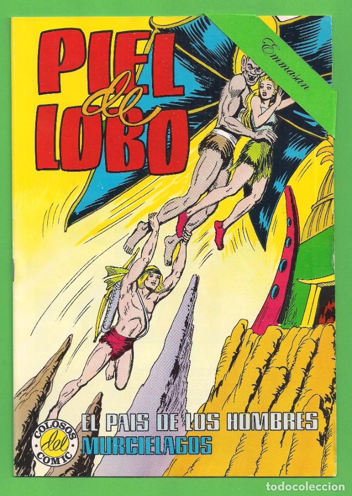 Tebeos: PIEL DE LOBO - COMPLETA DEL 1 AL 20 - VALENCIANA - (1980) - VER IMÁGENES. - Foto 8 - 177134038