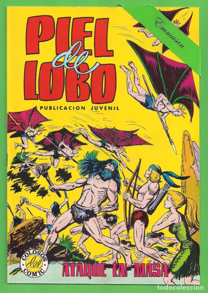 Tebeos: PIEL DE LOBO - COMPLETA DEL 1 AL 20 - VALENCIANA - (1980) - VER IMÁGENES. - Foto 9 - 177134038