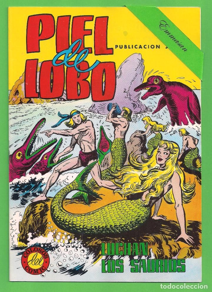 Tebeos: PIEL DE LOBO - COMPLETA DEL 1 AL 20 - VALENCIANA - (1980) - VER IMÁGENES. - Foto 10 - 177134038