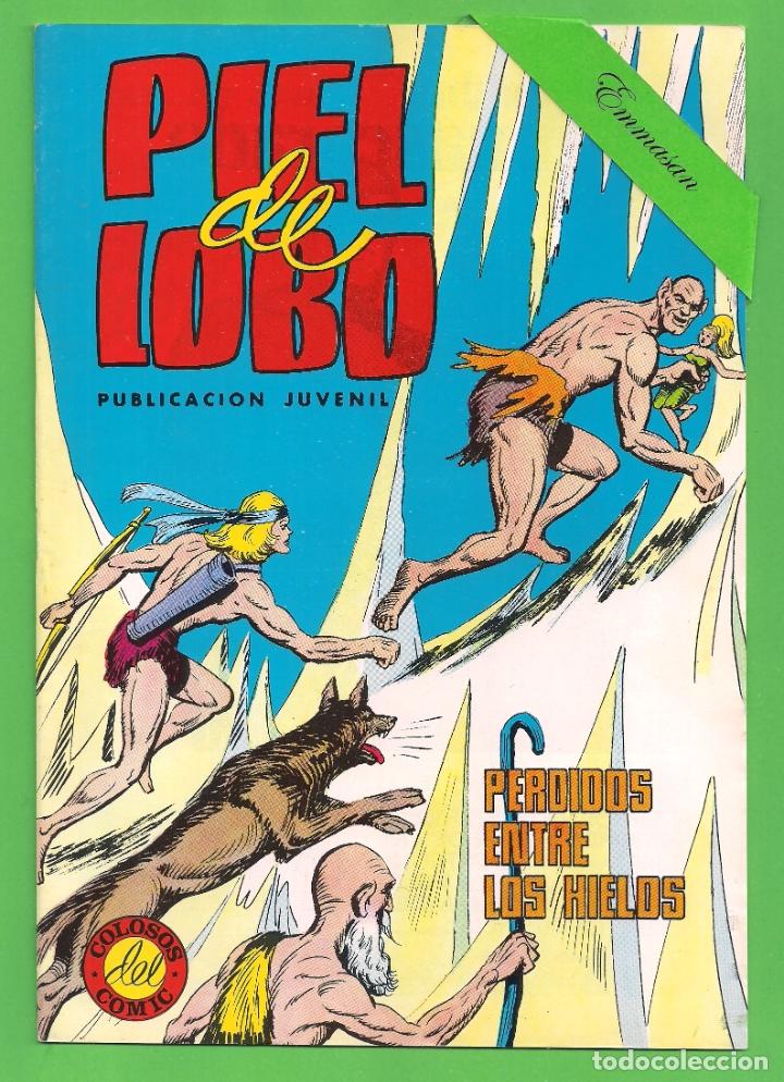 Tebeos: PIEL DE LOBO - COMPLETA DEL 1 AL 20 - VALENCIANA - (1980) - VER IMÁGENES. - Foto 12 - 177134038