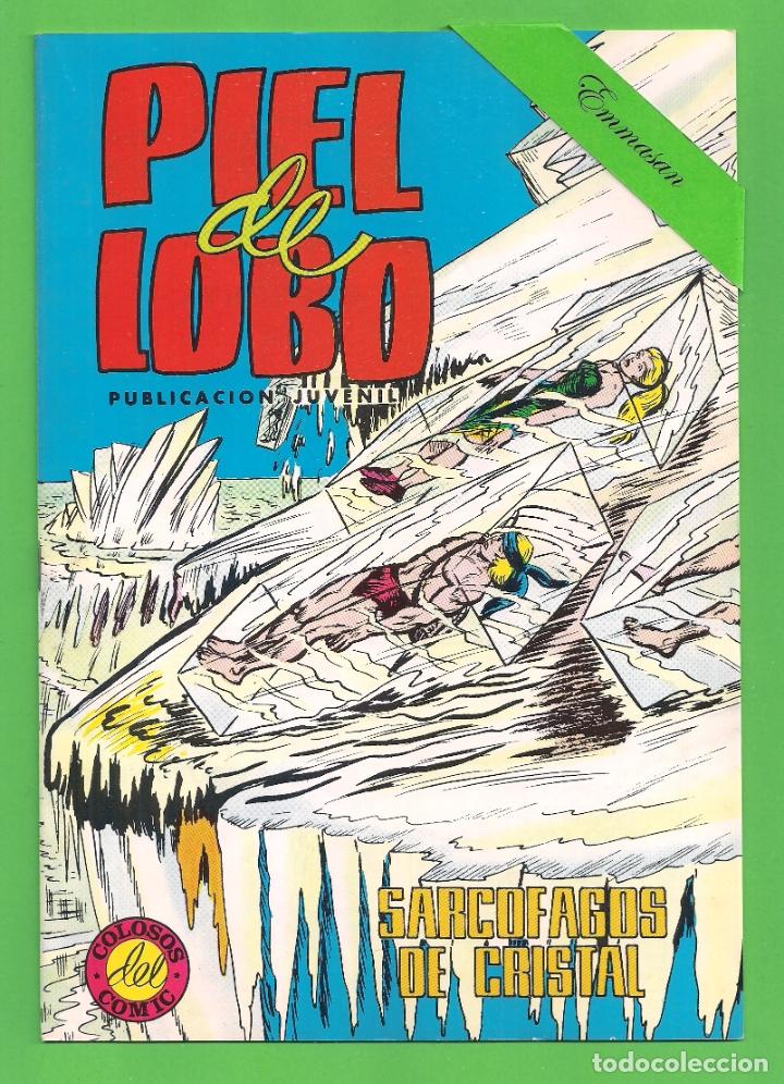 Tebeos: PIEL DE LOBO - COMPLETA DEL 1 AL 20 - VALENCIANA - (1980) - VER IMÁGENES. - Foto 13 - 177134038