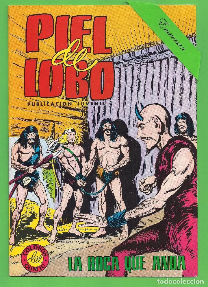 Tebeos: PIEL DE LOBO - COMPLETA DEL 1 AL 20 - VALENCIANA - (1980) - VER IMÁGENES. - Foto 14 - 177134038