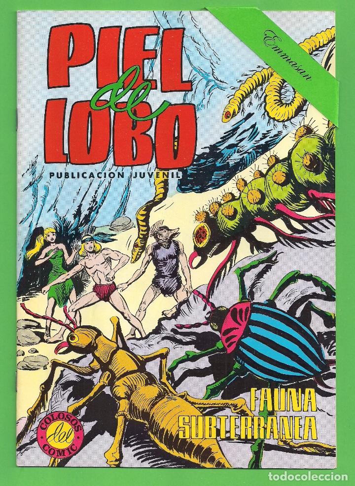 Tebeos: PIEL DE LOBO - COMPLETA DEL 1 AL 20 - VALENCIANA - (1980) - VER IMÁGENES. - Foto 16 - 177134038