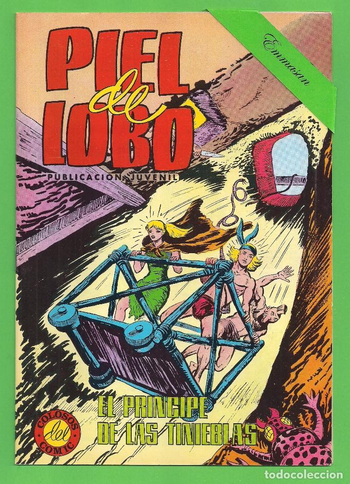 Tebeos: PIEL DE LOBO - COMPLETA DEL 1 AL 20 - VALENCIANA - (1980) - VER IMÁGENES. - Foto 17 - 177134038