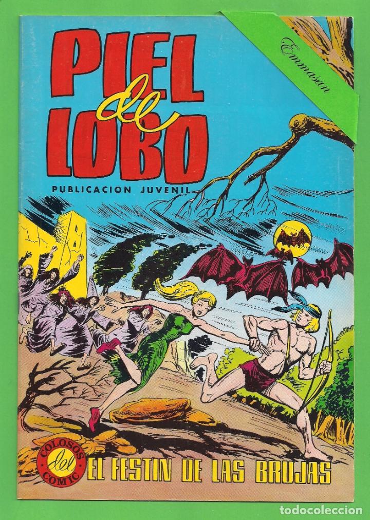 Tebeos: PIEL DE LOBO - COMPLETA DEL 1 AL 20 - VALENCIANA - (1980) - VER IMÁGENES. - Foto 18 - 177134038