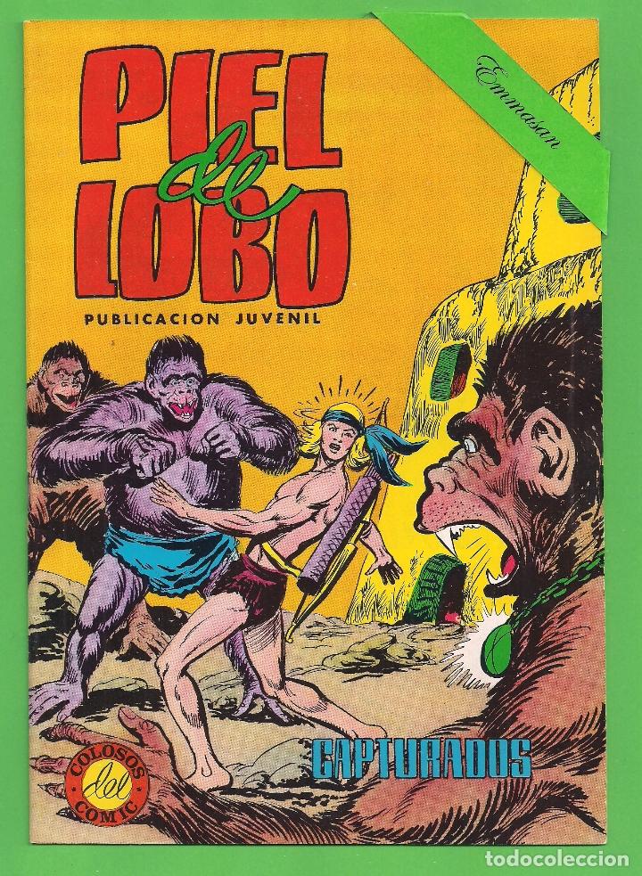 Tebeos: PIEL DE LOBO - COMPLETA DEL 1 AL 20 - VALENCIANA - (1980) - VER IMÁGENES. - Foto 19 - 177134038