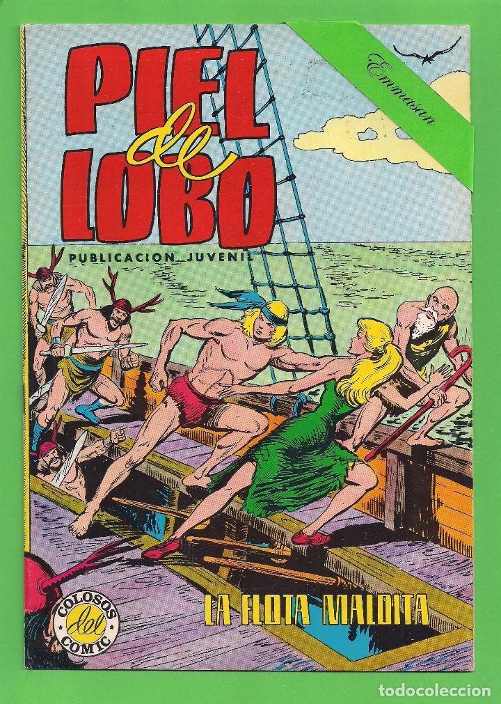 Tebeos: PIEL DE LOBO - COMPLETA DEL 1 AL 20 - VALENCIANA - (1980) - VER IMÁGENES. - Foto 20 - 177134038