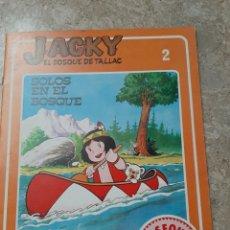 Tebeos: JACKIE Y NUCA. Lote 177238097