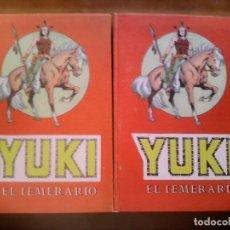 Tebeos: YUKI EL TEMERARIO COLECCIÓN COMPLETA.. Lote 177256012