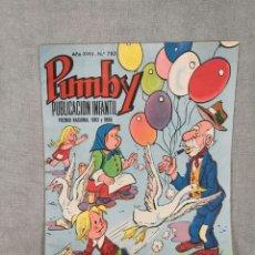 Tebeos: COMIC PUMBY- Nº 782 - AÑO 1972. Lote 177268239