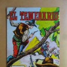 Tebeos: Nº 220 - EL TEMERARIO - COLOSOS DEL COMIC - ED. VALENCIANA - 1981. Lote 177595794