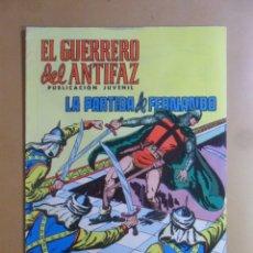 Tebeos: Nº 95 - EL GUERRERO DEL ANTIFAZ - ED. VALENCIANA - 30 MAR 1974. Lote 177597953