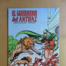 Tebeos: Nº 91 - EL GUERRERO DEL ANTIFAZ - ED. VALENCIANA - 2 MAR 1974. Lote 177598372