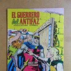 Tebeos: Nº 276 - EL GUERRERO DEL ANTIFAZ - ED. VALENCIANA - 17 SEP 1977. Lote 177598625