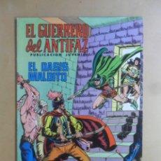 Tebeos: Nº 126 - EL GUERRERO DEL ANTIFAZ - ED. VALENCIANA - 2 NOV 1974. Lote 177599784