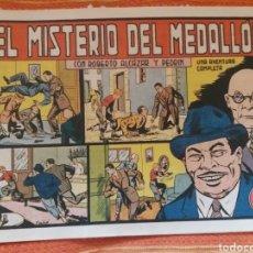 Tebeos: EL MISTERIO DEL MEDALLÓN -CON ROBERTO ALCÁZAR Y PEDRIN-. Lote 177777540