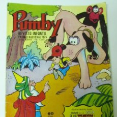 Tebeos: TEBEO PUMBY. Nº 1141. REVISTA INFANTIL.. Lote 177784818
