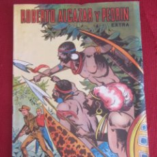 Tebeos: ROBERTO ALCAZAR Y PEDRIN. EXTRA LOS CAZADORES DE MARFIL.1966. Lote 177844197