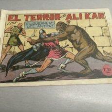 Tebeos: GUERRERO DEL ANTIFAZ Nº 125 / VALENCIANA ORIGINAL. Lote 178003889