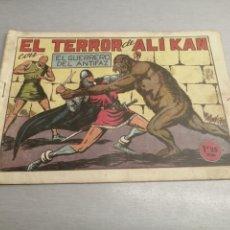 Tebeos: GUERRERO DEL ANTIFAZ Nº 125 / VALENCIANA ORIGINAL. Lote 178003949