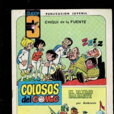 Tebeos: SUPER 3,COLOSOS DEL COMIC N,250 EDITORIAL VALENCIANA AÑO 1983. Lote 178020724